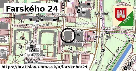 Farského 24, Bratislava