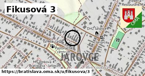 Fikusová 3, Bratislava