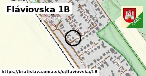 Fláviovská 1B, Bratislava