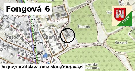 Fongová 6, Bratislava
