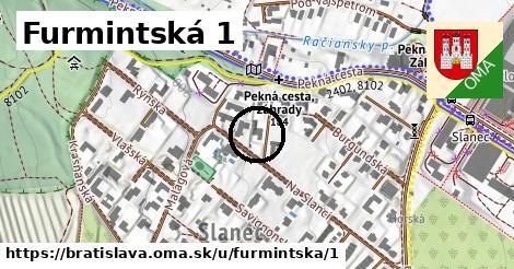 Furmintská 1, Bratislava