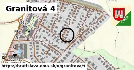 Granitová 4, Bratislava