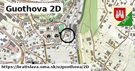 Guothova 2D, Bratislava