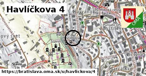 Havlíčkova 4, Bratislava