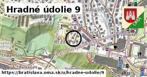 Hradné údolie 9, Bratislava