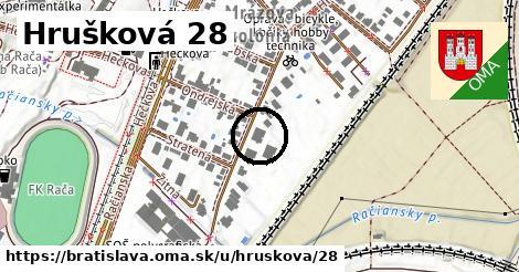 Hrušková 28, Bratislava