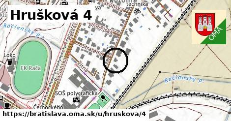 Hrušková 4, Bratislava