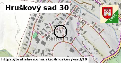 Hruškový sad 30, Bratislava