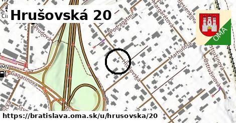 Hrušovská 20, Bratislava