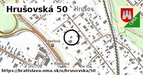 Hrušovská 50, Bratislava