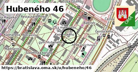 Hubeného 46, Bratislava
