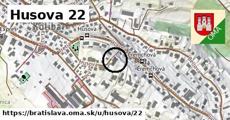 Husova 22, Bratislava
