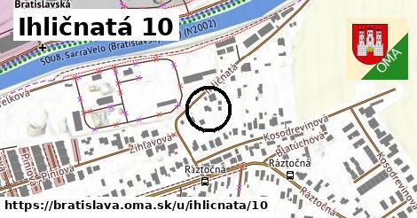 Ihličnatá 10, Bratislava