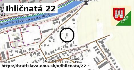 Ihličnatá 22, Bratislava