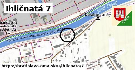 Ihličnatá 7, Bratislava