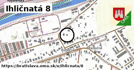 Ihličnatá 8, Bratislava