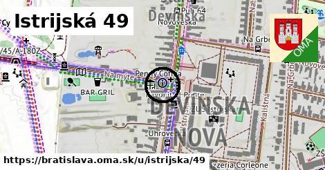Istrijská 49, Bratislava