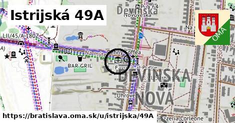 Istrijská 49A, Bratislava