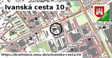 Ivanská cesta 10, Bratislava
