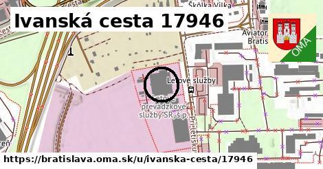 Ivanská cesta 17946, Bratislava