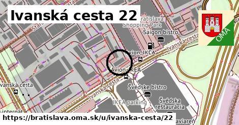 Ivanská cesta 22, Bratislava