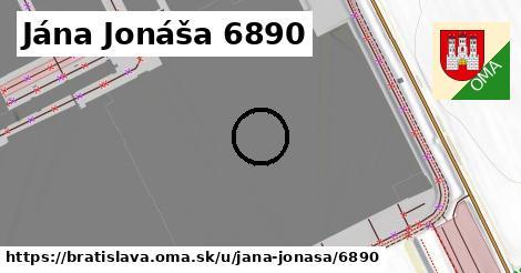 Jána Jonáša 6890, Bratislava