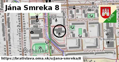 Jána Smreka 8, Bratislava