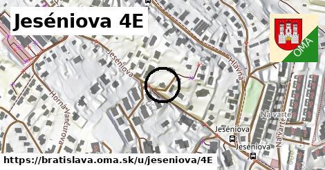 Jeséniova 4E, Bratislava