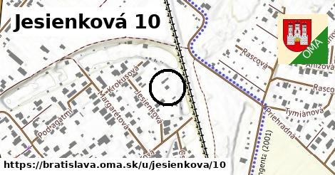 Jesienková 10, Bratislava