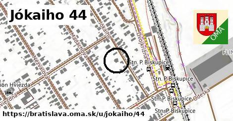 Jókaiho 44, Bratislava