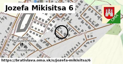 Jozefa Mikisitsa 6, Bratislava