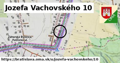 Jozefa Vachovského 10, Bratislava