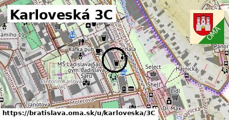 Karloveská 3C, Bratislava