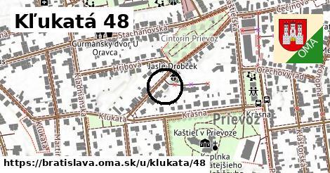 Kľukatá 48, Bratislava