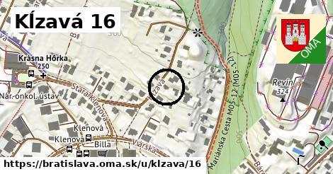 Kĺzavá 16, Bratislava