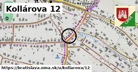 Kollárova 12, Bratislava