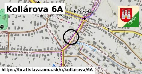 Kollárova 6A, Bratislava