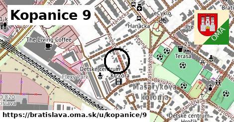 Kopanice 9, Bratislava