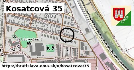 Kosatcová 35, Bratislava
