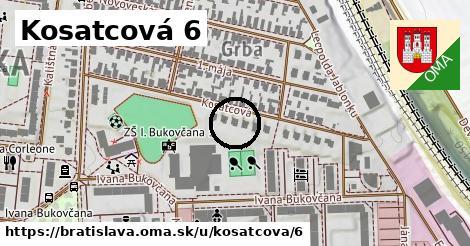 Kosatcová 6, Bratislava
