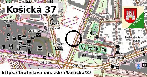 Košická 37, Bratislava