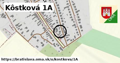 Kôstková 1A, Bratislava