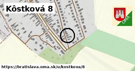 Kôstková 8, Bratislava