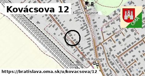 Kovácsova 12, Bratislava