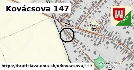 Kovácsova 147, Bratislava