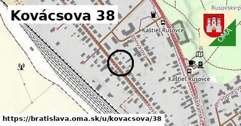 Kovácsova 38, Bratislava