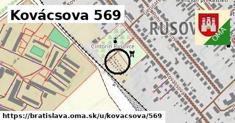 Kovácsova 569, Bratislava