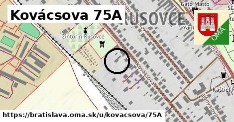 Kovácsova 75A, Bratislava