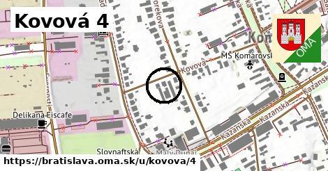 Kovová 4, Bratislava