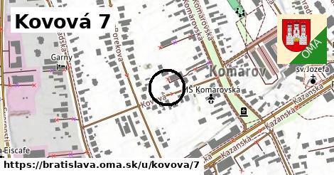 Kovová 7, Bratislava
